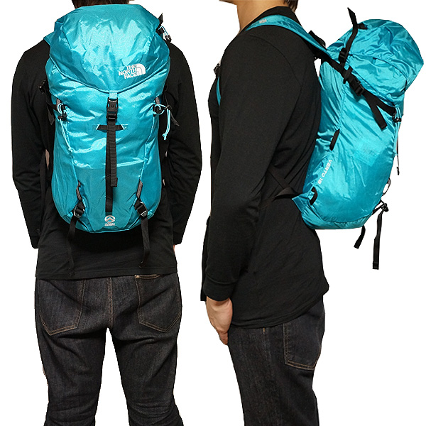 ノースフェイス ヴェルト 18L バックパック The North Face Vert 18L Backpack Bluebird/Tnf Black