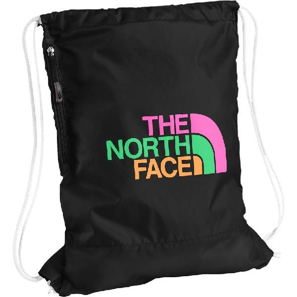 The north face sack Pack The North Face Sack Pack Tnf Black/Multi Logo support