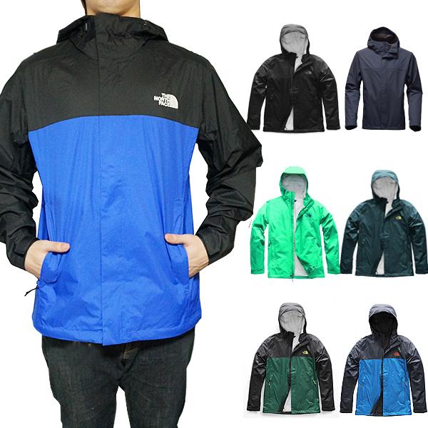 ノースフェイス メンズ ベンチャー2 ジャケット フーデッド ナイロンジャケット The North Face Men's Venture 2 Hooded Jacket