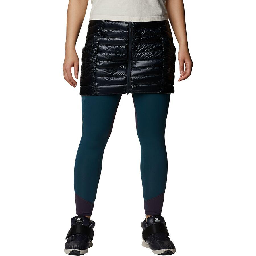 Mountain Hardwear マウンテンハードウェア スカート レディース ショート アウトドア ブランド カジュアル 取寄 Storm Whisperer <セール&特集> Women's ゴースト Skirt ウィスパラー Dark ウィメンズ ご予約品 Ghost -