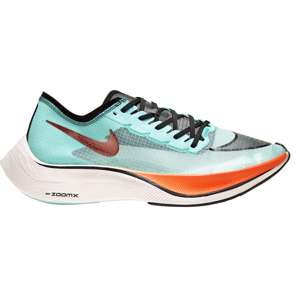 NIKE ナイキ 厚底 ランニングシューズ ズームX ヴェイパーフライ ネクスト% グリーン Nike Men's ZoomX Vaporfly Next% Aurora Green