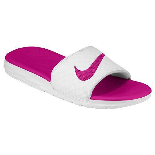 NIKE Nike Womens Sandals Benassi solar soft slide 2 Nike Women s Benassi  Solarsoft Slide 2 White Fireberry 02P01Oct16 d2e8649603