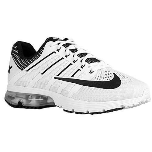 (取寄)NIKE ナイキ メンズ エアマックス エクスセラレート 4 トレーニングシューズ スニーカー 大きいサイズ Nike Men's Air Max Excellerate 4 White Pure Platinum Black 【コンビニ受取対応商品】