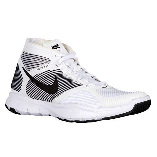 (取寄)NIKE ナイキ メンズ スニーカー フリー トレイン インスティンク トレーニングシューズ Nike Men's Free Train Instinct White Black 【コンビニ受取対応商品】