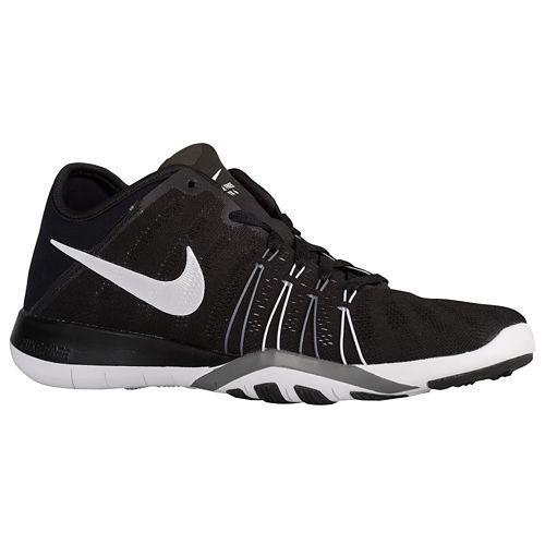 (取寄)NIKE ナイキ レディース スニーカー フリー TR 6 トレーニングシューズ Nike Women's FREE TR 6 Black White Wolf Grey 【コンビニ受取対応商品】