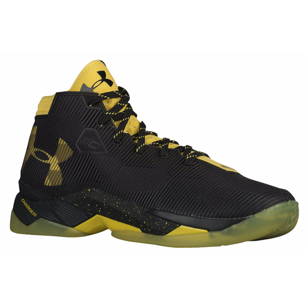 9ad79718f7cb63 Under Armour men s Curry 2.5 Stephen Curry basketball shoes Black Black  Under Armour Men s Curry 2.5 Black Taxi 02P06Aug16