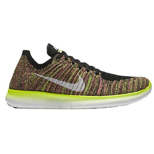 (取寄)NIKE ナイキ レディース フリー RN フライニット スニーカー ランニングシューズ Nike Women's Free RN Flyknit Multi-Color Multi-Color 【コンビニ受取対応商品】