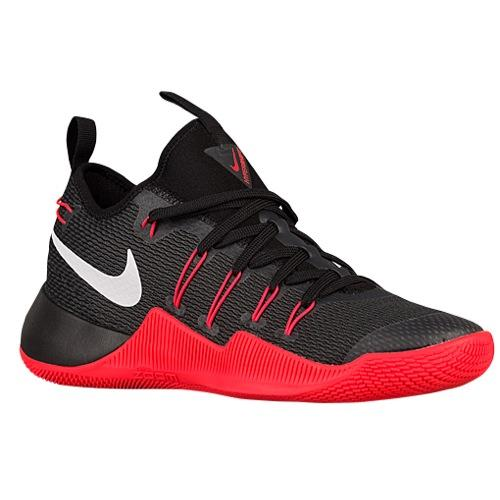 (취기) NIKE 나이키 맨즈 하이퍼 시프트 바스켓 슈즈 Nike Men's Hypershift Black White Bright Crimson Anthracite