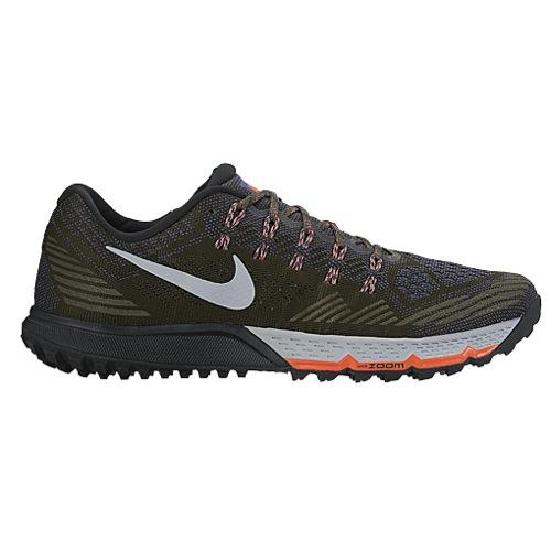 (취기) 나이키멘즈즘테라카이가 3 Nike Men's Zoom Terra Kiger 3 Dark Loden Dark Purple Dust Black Wolf Grey