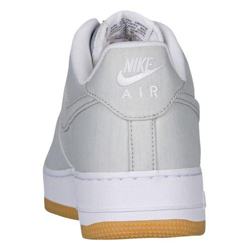 (취기) 나이키 맨즈 에어포스 1 LV8 Nike Men's Air Force 1 LV8 Wolf Grey Wolf Grey White Gum Light Brown