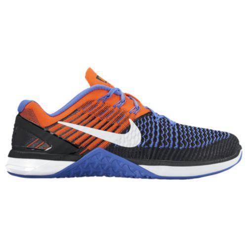(取寄)Nike ナイキ レディース メトコン DSX フライニット Nike Women's Metcon DSX Flyknit Black White Total Crimson Medium Blue