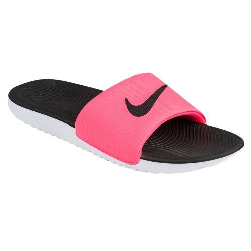 8aa7273ab5e00 JETRAG Rakuten Ichiba Shop  Nike Lady s sandals kava slide Nike Women s  Kawa Slide Hyper Punch Black White