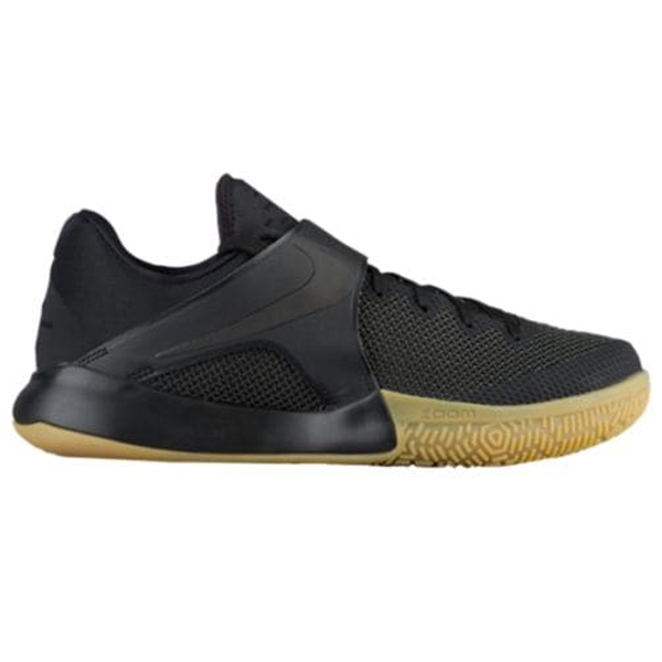 ナイキ メンズ スニーカー バッシュ ズーム ライブ バスケットシューズ Nike Men's Zoom Live Black Black