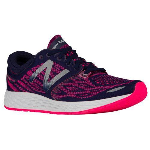 (取寄)ニューバランス レディース スニーカー ピンク フレッシュ フォーム ザンテ V3 New balance Women's Fresh Foam Zante V3 Dark Denim Alpha Pink