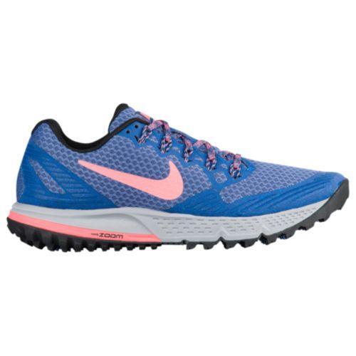 (取寄)Nike ナイキ レディース ズーム ワイルドホース 3 Nike Women's Zoom Wildhorse 3 Blue Moon Lava Glow Soar Royal