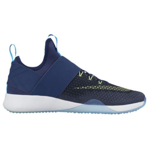 (取寄)Nike ナイキ レディース スニーカー ランニングシューズ エア ズーム ストロング Nike Women's Air Zoom Strong Binary Blue Ghost Green Blue Glow White
