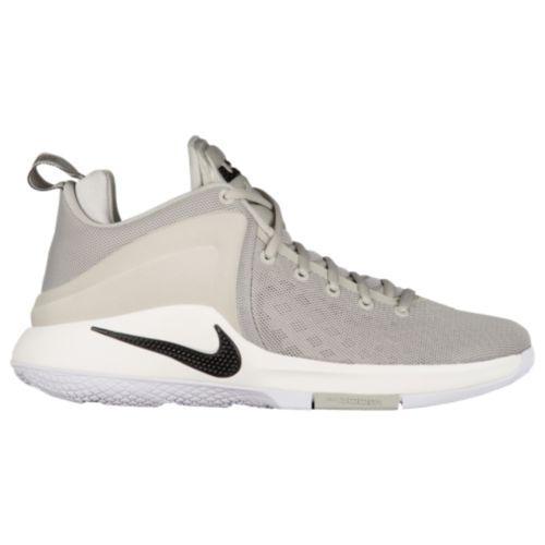 値頃 (取寄)Nike ナイキ White メンズ スニーカー バッシュ レブロン バッシュ Nike ジェームス ズーム ウィットネス バスケットシューズ Nike Men's Zoom Witness Pale Grey Black Sail White, 烏山町:0de76866 --- canoncity.azurewebsites.net