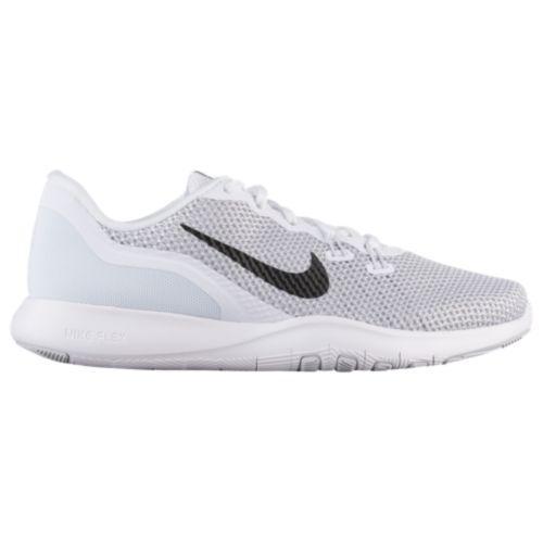 (取寄)Nike ナイキ レディース フレックス トレーナー 7 Nike Women's Flex Trainer 7 White Metallic Silver Pure Platinum Wolf Grey