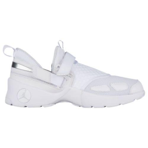 (取寄)ジョーダン メンズ トランナー トレーニングシューズ LX Jordan Men's Trunner LX White Pure Platinum