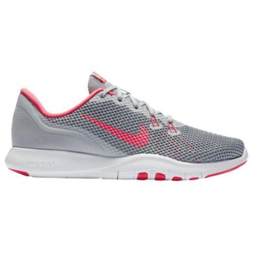 (取寄)Nike ナイキ レディース スニーカー ランニングシューズ フレックス トレーナー 7 Nike Women's Flex Trainer 7 Wolf Grey Racer Pink Stealth