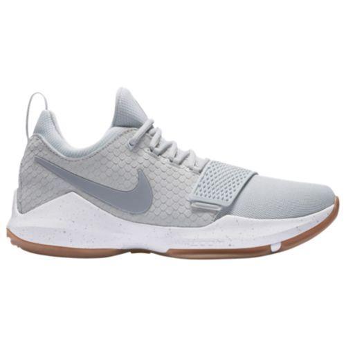 (取寄)Nike ナイキ メンズ スニーカー バッシュ PG 1 バスケットシューズ Nike Men's PG 1 Pure Platinum Wolf Grey