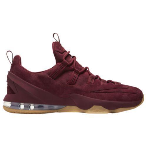 (取寄)Nike ナイキ メンズ スニーカー バッシュ レブロン 13 ロー バスケットシューズ Nike Men's LeBron XIII Low Team Red