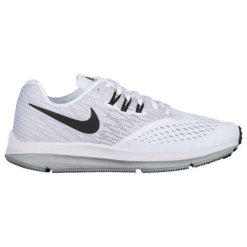 お気にいる (取寄)Nike ナイキ レディース スニーカー Zoom ランニングシューズ ズーム ウィンフロー Black 4 White Nike Women's Zoom Winflo 4 White Black Wolf Grey, 北陸水産カネイシ丸:bc7fad19 --- totem-info.com