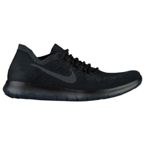 (取寄)Nike ナイキ メンズ ランニングシューズ フリー RN フライニット 2017 スニーカー Nike Men's Free RN Flyknit 2017 Black Anthracite
