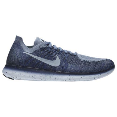(order) Nike Lady's-free RN fly knit 2017 Nike Women's Free RN Flyknit 2017  Ocean Fog Cirrus Blue College Navy