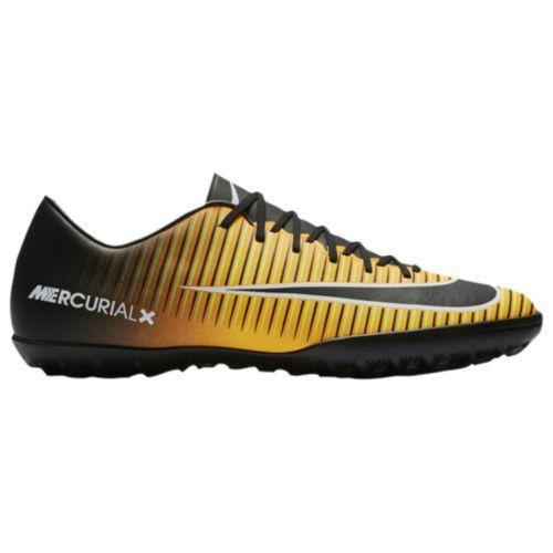 (取寄)Nike ナイキ メンズ フットサルシューズ マーキュリアル ビクトリー 6 tr サッカー Nike Men's Mercurial Victory VI TF Laser Orange Black White