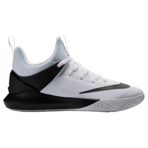 (取寄)Nike ナイキ メンズ バッシュ ズーム シフト バスケットシューズ スニーカー Nike Men's Zoom Shift White Black