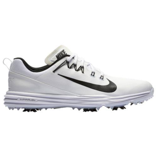 (取寄)Nike ナイキ メンズ ルナ コマンド ゴルフシューズ Nike Men's Lunar Command Golf Shoes White Black White