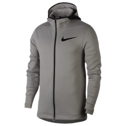 (取寄)Nike ナイキ メンズ パーカー サーマフレックス ショータイム F/Z フーディ Nike Men's Thermaflex Showtime F/Z Hoodie Cobblestone