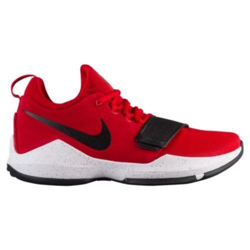 (取寄)Nike ナイキ メンズ スニーカー バッシュ PG 1 バスケットシューズ Nike Men's PG 1 Red White