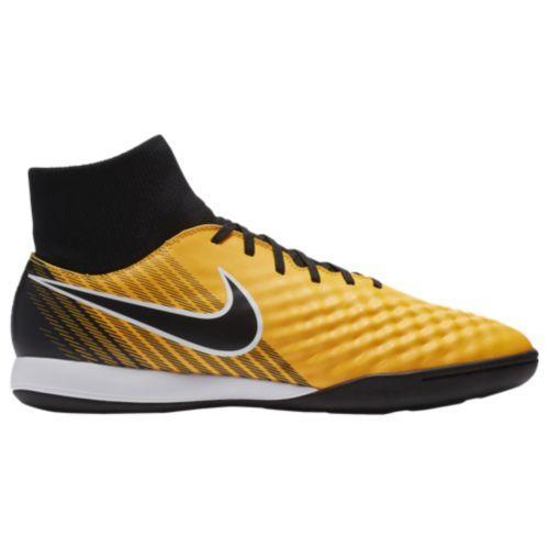 (取寄)Nike ナイキ メンズ サッカー フットサルシューズ マジスタ オンダ 2 ダイナミック フィット ic Nike Men's MagistaX Onda II Dynamic Fit IC Laser Orange Black White