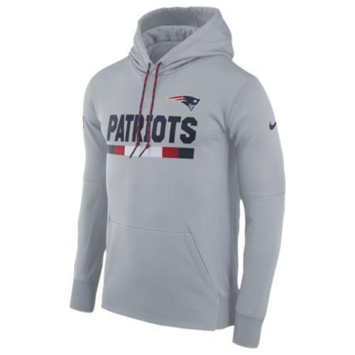 (取寄)Nike ナイキ メンズ パーカー NFL グリッドアイロン サイドライン フーディ Nike Men's NFL Gridiron Sideline Hoodie Wolf Grey