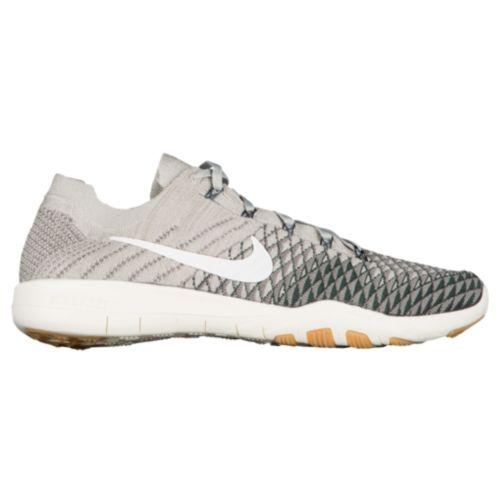 (取寄)Nike ナイキ レディース フリー TR フライニット 2 Nike Women's Free TR Flyknit 2 Pale Grey Light Charcoal Vintage Green