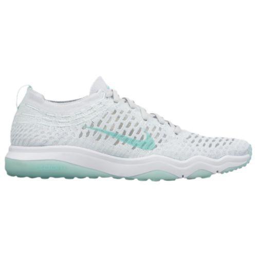 (取寄)Nike ナイキ レディース エア ズーム フェアレス フライニット Nike Women's Air Zoom Fearless Flyknit White Aurora Green Pure Platinum