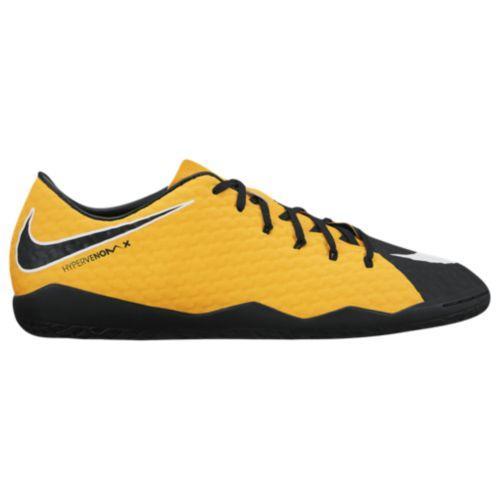(取寄)Nike ナイキ メンズ スニーカー ハイパーヴェノム フェロン 3 ic サッカー フットサルシューズ Nike Men's HypervenomX Phelon III IC Laser Orange Black White