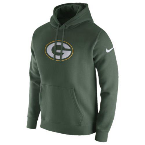 (取寄)Nike ナイキ メンズ パーカー NFL プルオーバー フリース クラブ フーディ Nike Men's NFL Pullover Fleece Club Hoodie Green