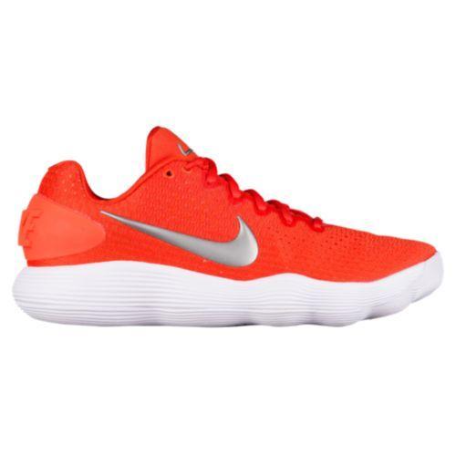 直営店に限定 Nike ナイキ メンズ バッシュ リアクト スニーカー ハイパーダンク Silver 2017 バッシュ ロー バスケットシューズ スニーカー Nike Men's React Hyperdunk 2017 Low Team Orange Metallic Silver White, e-優美堂:6ed0d026 --- canoncity.azurewebsites.net