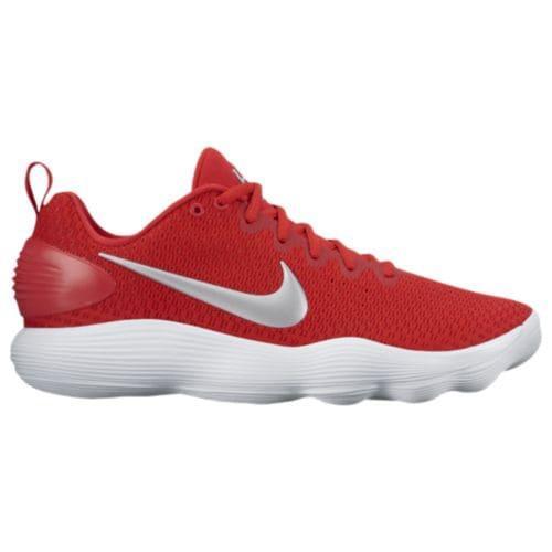 (取寄)Nike ナイキ レディース スニーカー バッシュ リアクト ハイパーダンク 2017 ロー バスケットシューズ Nike Women's React Hyperdunk 2017 Low University Red