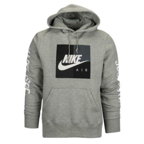 (取寄)Nike ナイキ メンズ パーカー グラフィック フーディ Nike Men's Graphic Hoodie Dark Grey Heather Black Anthracite
