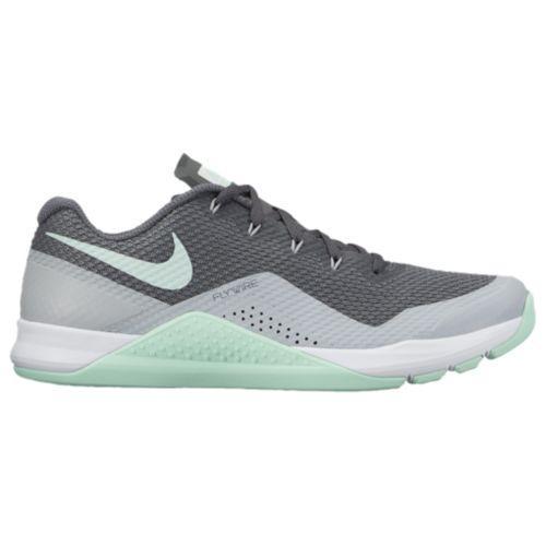 (取寄)Nike ナイキ レディース トレーニングシューズ メトコン レッパー DSX Nike Women's Metcon Repper DSX Dark Grey Artic Green Wolf Grey White