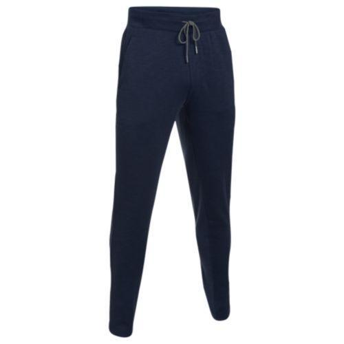 (取寄)アンダーアーマー メンズ ベースライン テーパード パンツ Under Armour Men's Baseline Tappered Pants Midnight Navy Steel