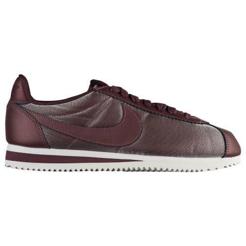 (取寄)Nike ナイキ レディース スニーカー クラシック コルテッツ Nike Women's Classic Cortez Metallic Mahogany Mahogany White Mahogany