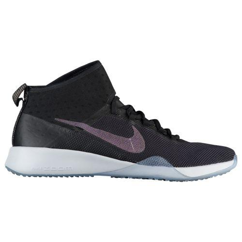 (取寄)Nike ナイキ レディース トレーニングシューズ エア ズーム ストロング 2 Nike Women's Air Zoom Strong 2 Black Pure Platinum Metallic Silver
