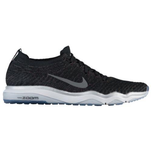 【限定品】 (取寄)Nike ナイキ レディース スニーカー ランニングシューズ エア ズーム フェアレス フライニット Nike Women's Air Zoom Fearless Flyknit Black Dark Grey Metallic Silver, 河芸町 b23922c2