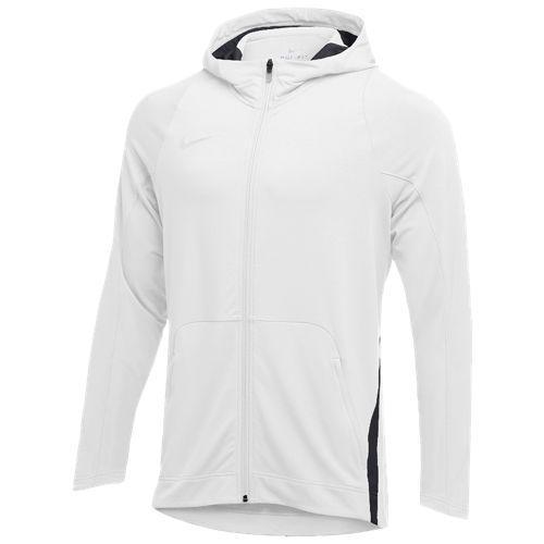 (取寄)Nike ナイキ メンズ パーカー チーム ハイパーライト フリース フーディ Nike Men's Team Hyperelite Fleece Hoodie White Anthracite White