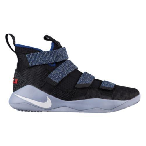 (取寄)Nike ナイキ メンズ スニーカー バッシュ レブロン ソルジャー 11 バスケットシューズ Nike Men's LeBron Soldier 11 Ocean Ice